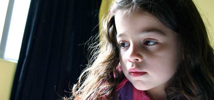 Signs of Traumatic Stress in Children
